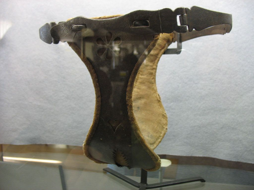 a chastity belt