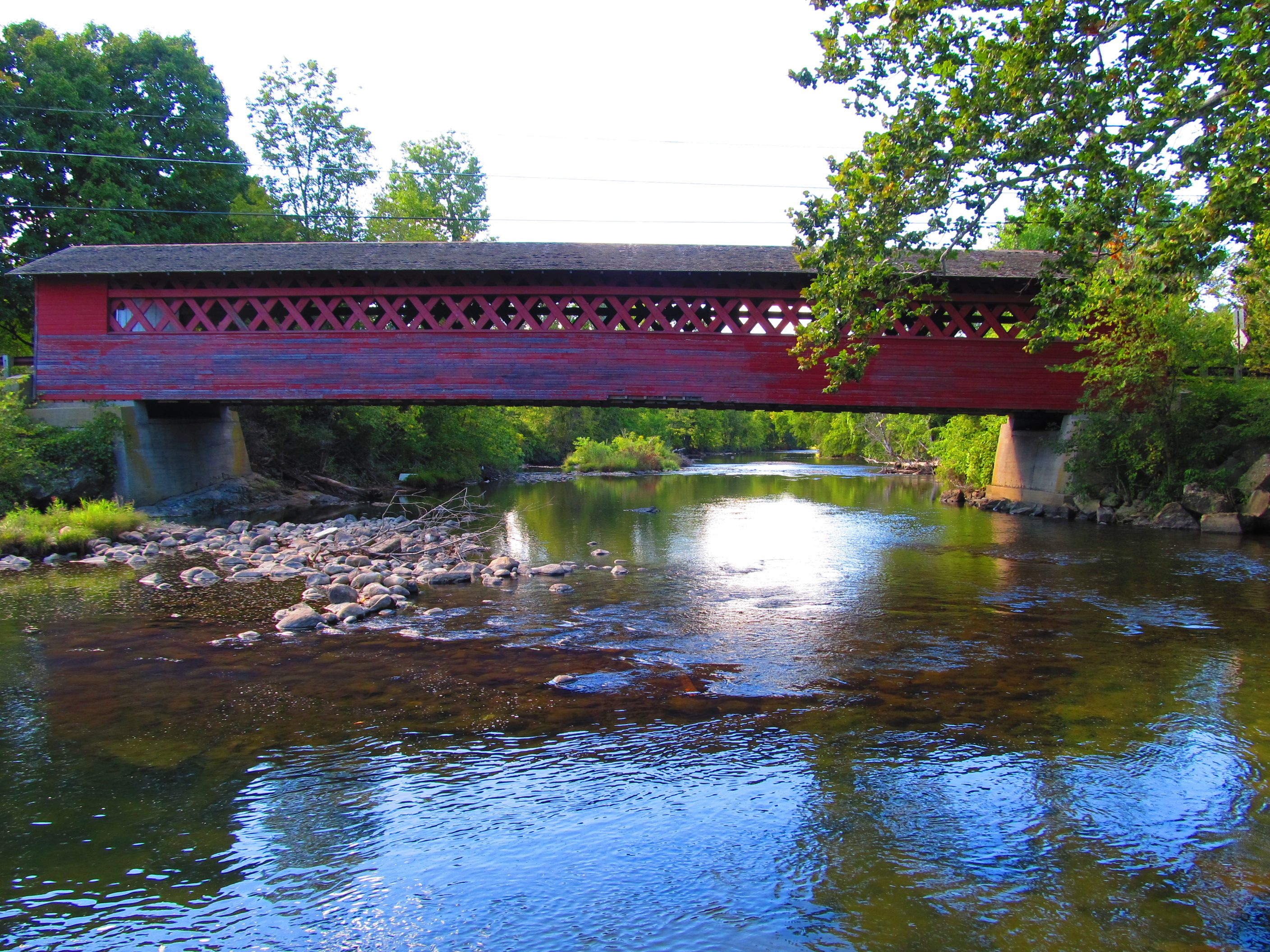 New England Photography |New England Covered Bridges Tour