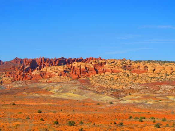 Arches Fiery Furnace