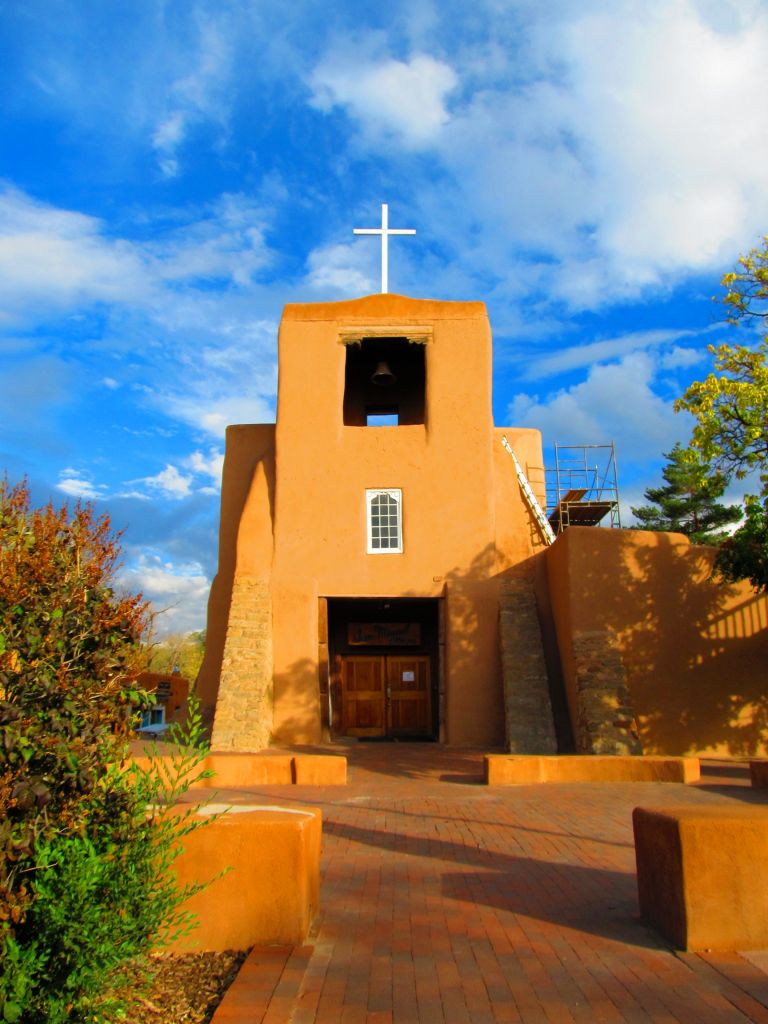 San Miguel Mission in Santa Fe