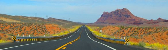 road in southwest us