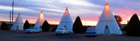 wigwam motel #6