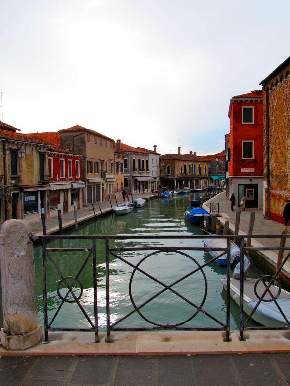 murano italy canal